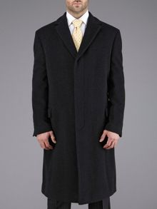 Kleber long cashmere overcoat