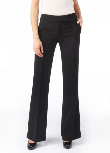 Skopes Wide Bootleg Tailored Trousers