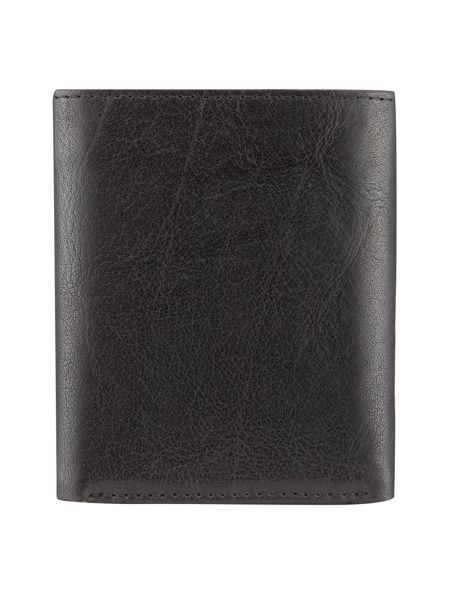 Skopes Small black leather wallet