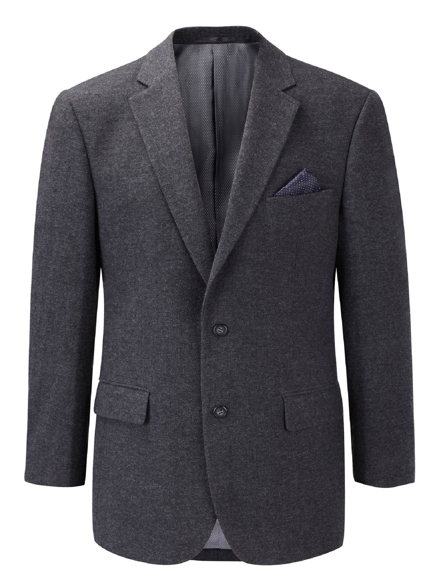Buckden single breasted jacket