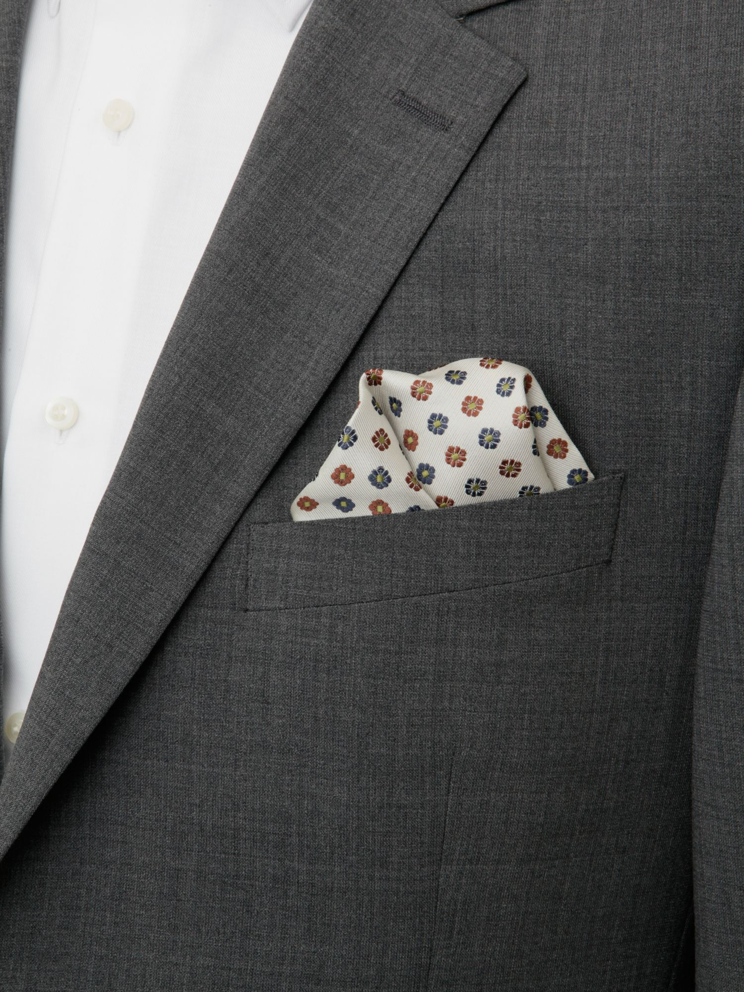 Fancy pocket squares