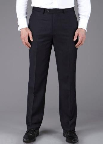 Lupton suit trousers