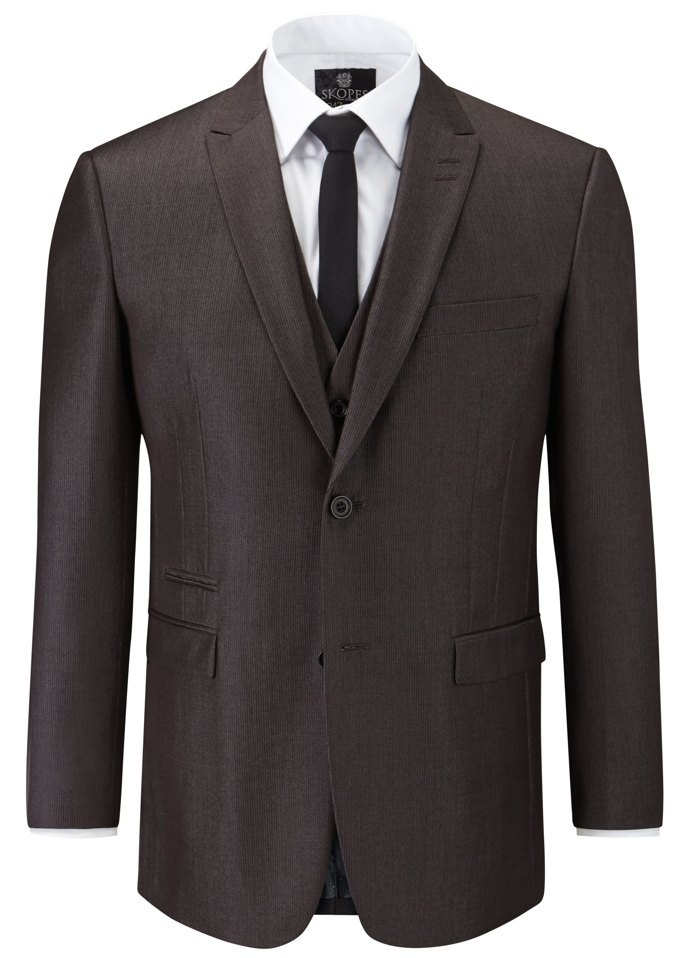 Shelley single breasted suit jacket