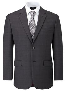 Hayle tailored fit single breasted suit jacket