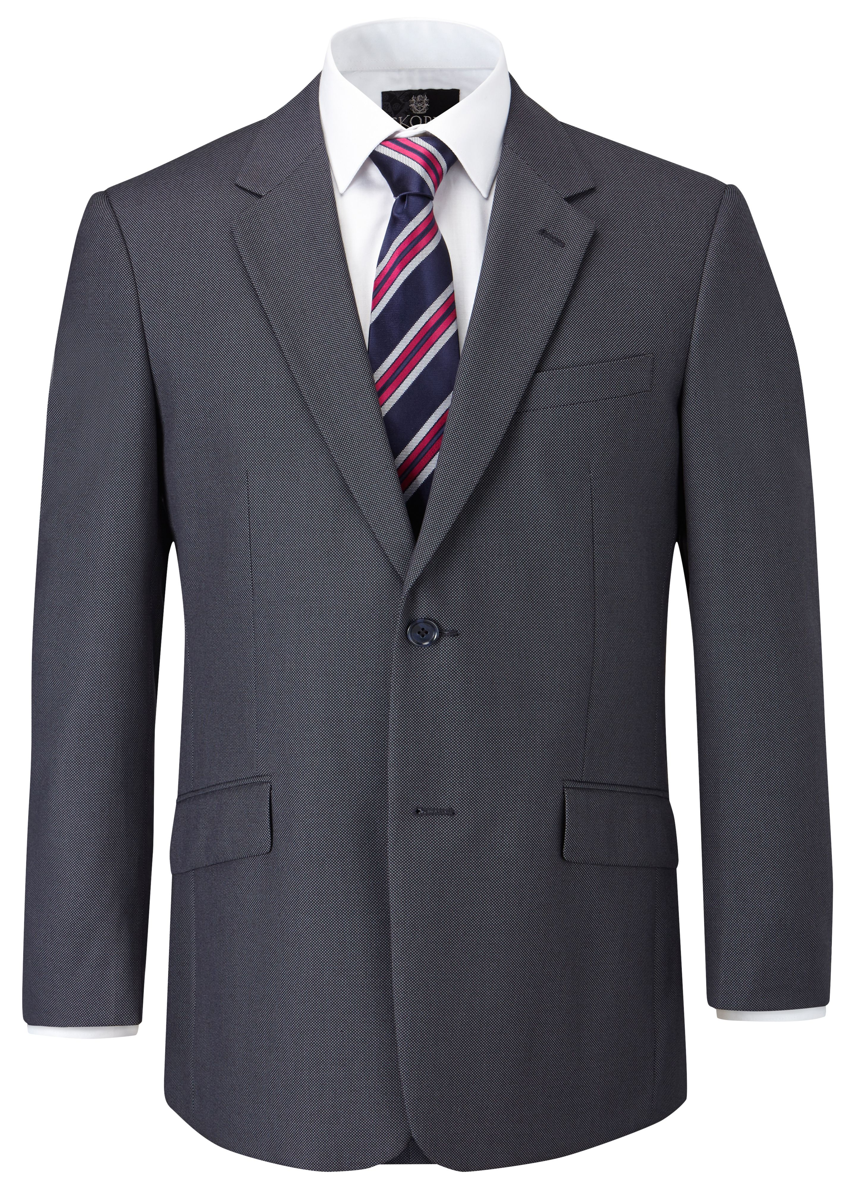 Shadwell classic single breasted suit jacket