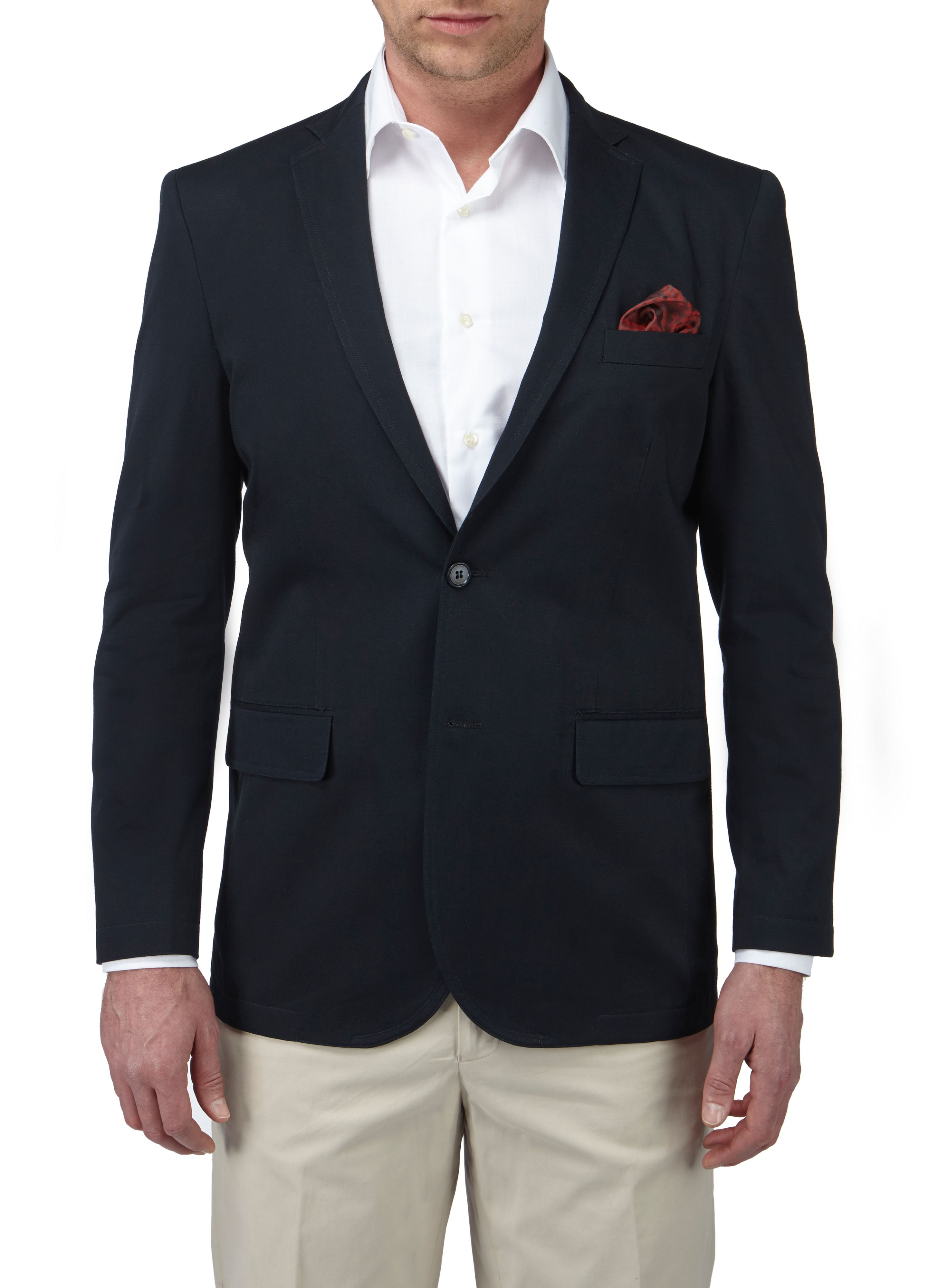 Palermo single breasted blazer
