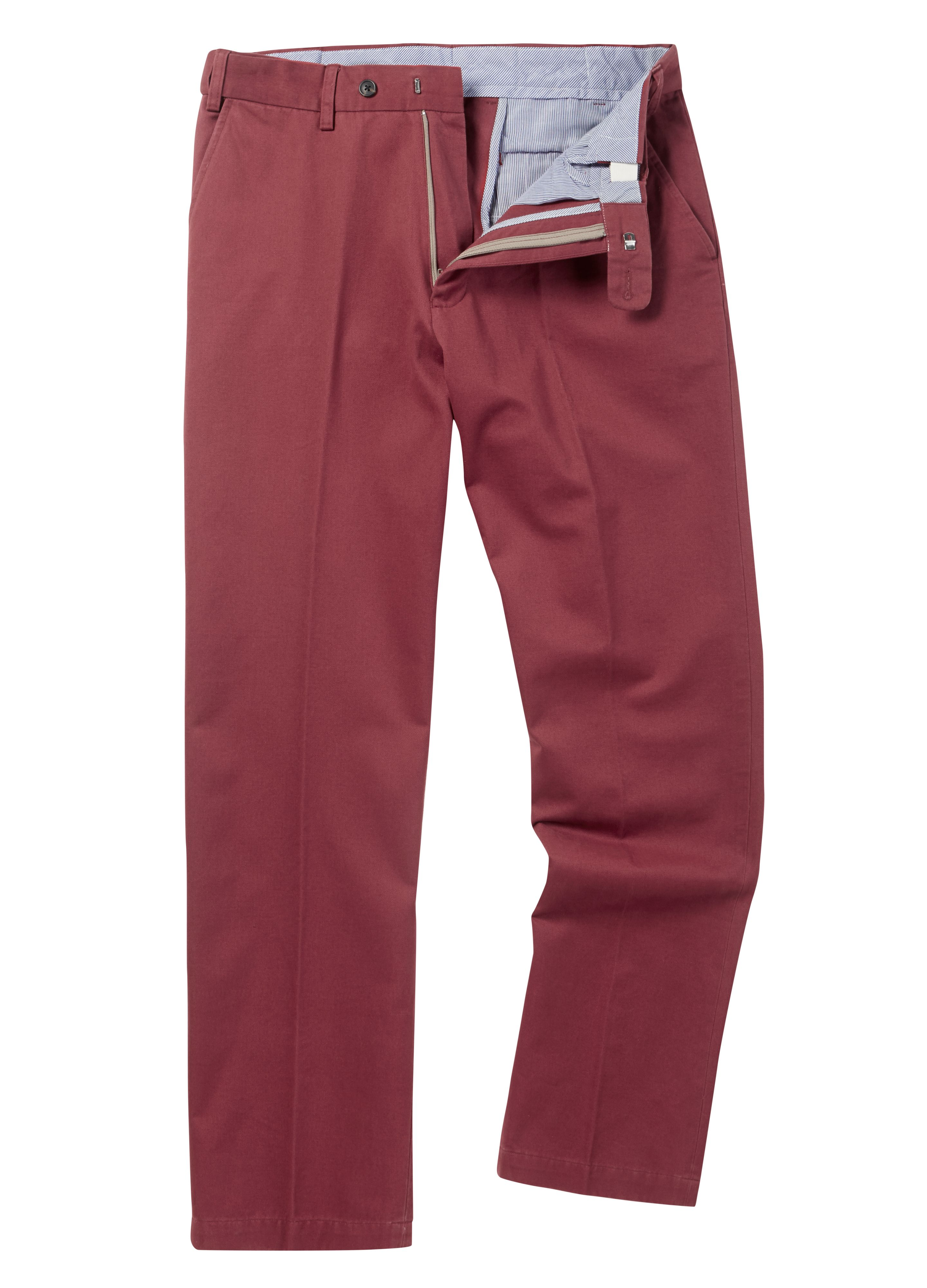 New albany casual chino trousers