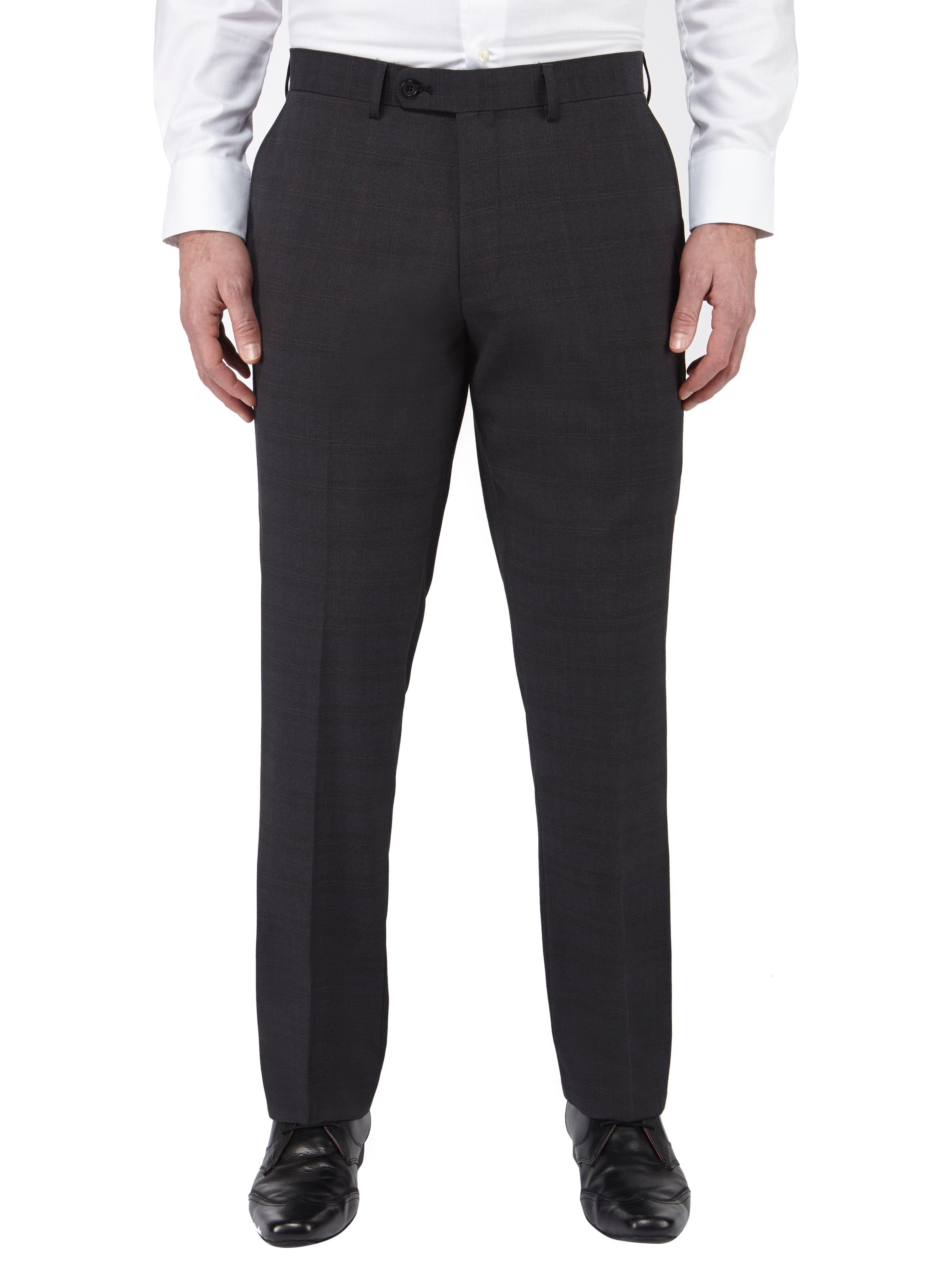Hayle tailored fit suit trouser