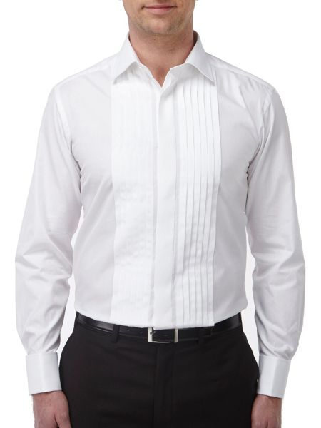 Skopes 24/7 mode slim fit formal dress shirt