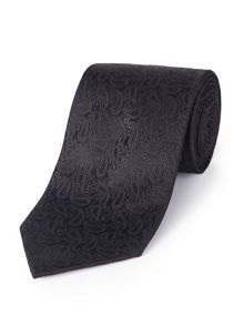 Fancy silk tie