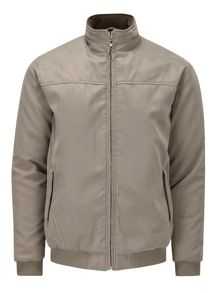 Barden quilted blouson