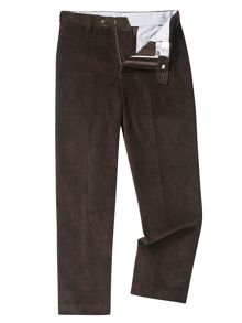Lewis Straight Leg Casual Corduroy Trousers
