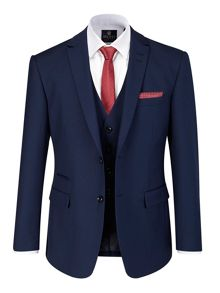 Kennedy Tailored Fit Suit Jacket