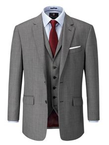 Matthew Birdseye Classic Fit Suit Jacket
