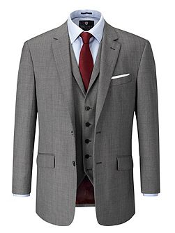 Men's Skopes Matthew Birdseye Classic Fit Suit Jacket