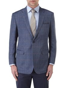 Andrew Formal Button Blazer