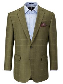 Blenheim Formal Button Blazer
