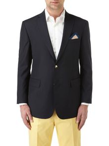 Havard Formal Button Blazer