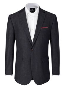 Robin Formal Button Blazer