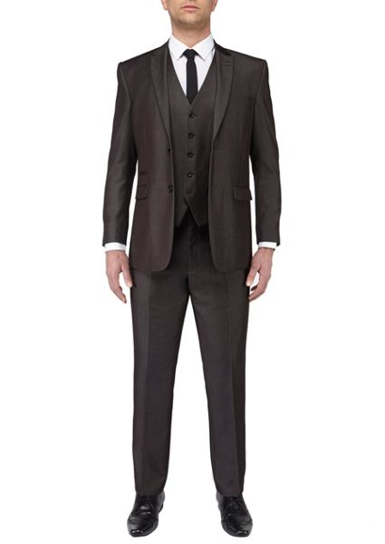 Skopes Sumner Plain Tailored Fit Suit Jacket