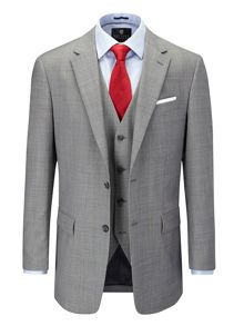 Palmer Plain Notch Collar Classic Fit Suit Jacket
