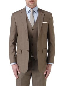 Skopes Palmer Plain Notch Collar Classic Fit Suit Jacket