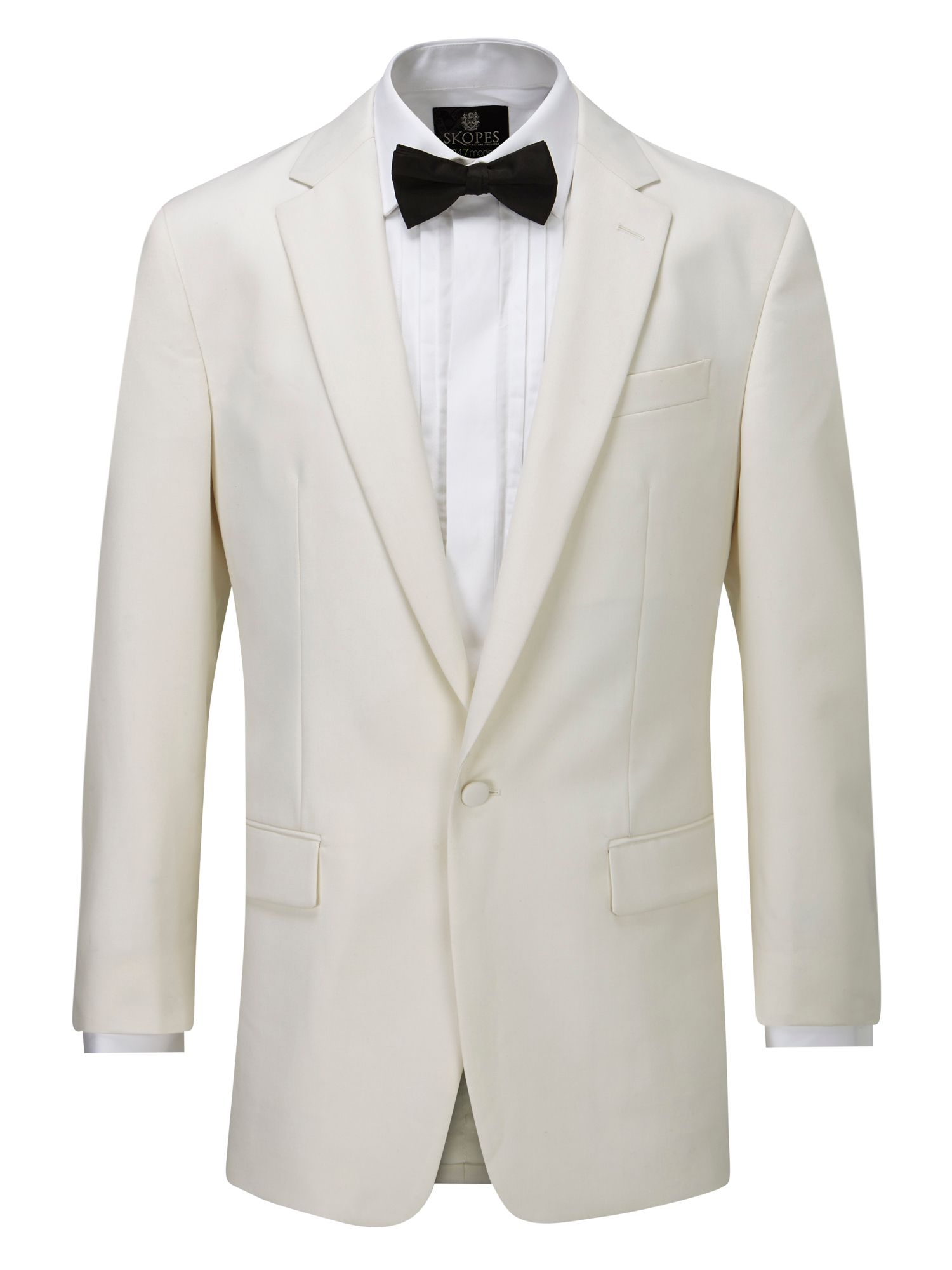 Edwardian Men's Formal Wear Mens Skopes Sorrento Button Blazer £99.00 AT vintagedancer.com