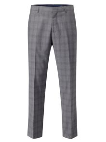 Atticus Check Tailored Fit Suit Trousers