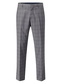 Men's Skopes Atticus Check Tailored Fit Suit Trousers