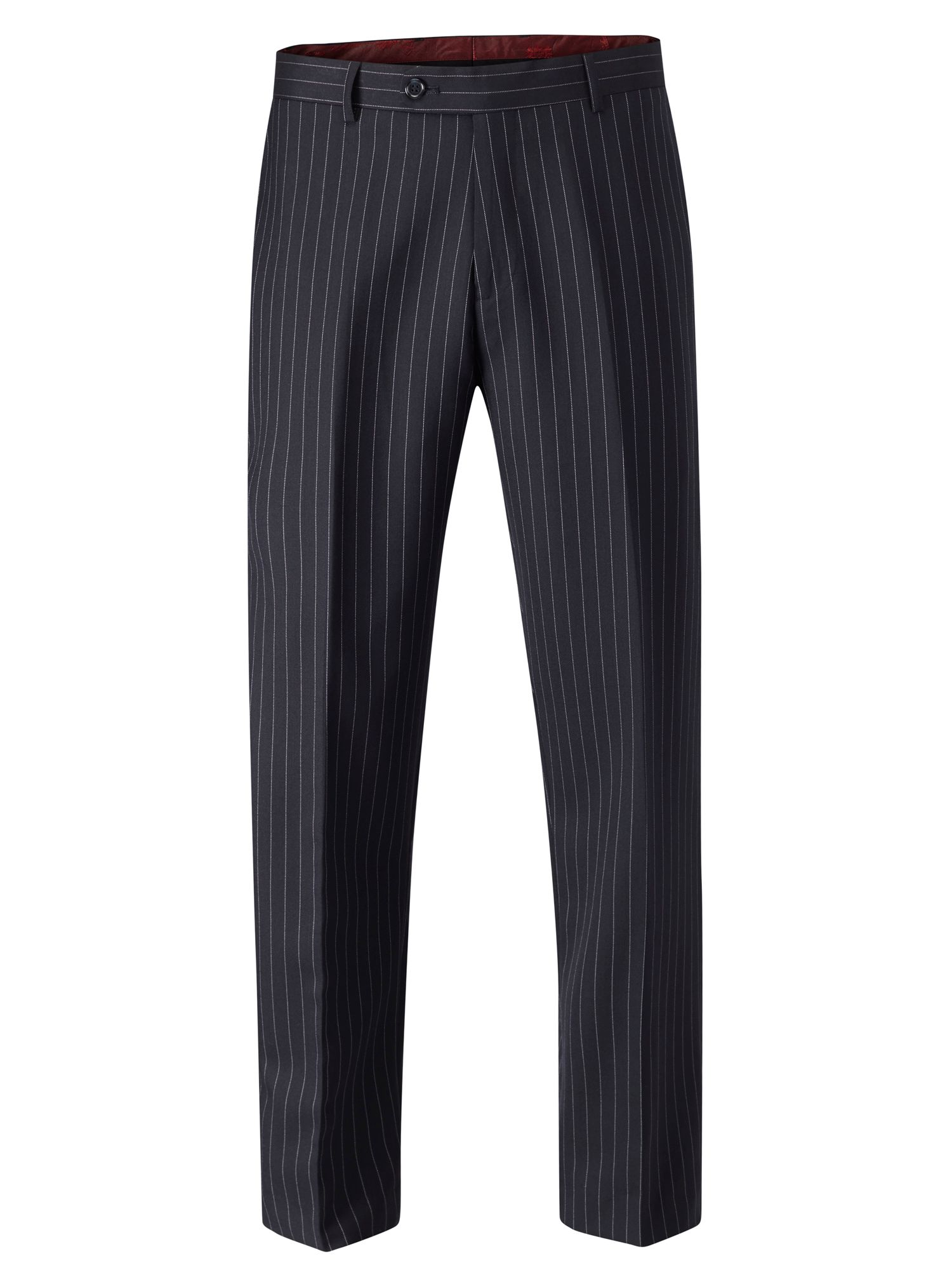 Mens Skopes Phillip Stripe Classic Fit Suit Trousers £20.00 AT vintagedancer.com
