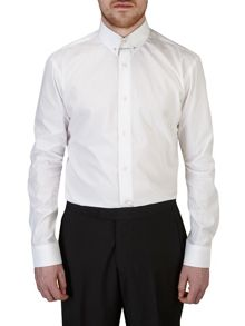 Skopes Ss0534 Plain Slim Fit Classic Collar Formal Shirt