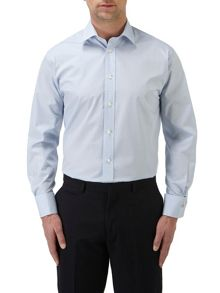Check Classic Fit Long Sleeve Formal Shirt
