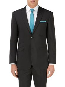 Olaf Stripe Tailored Fit Suit Jacket