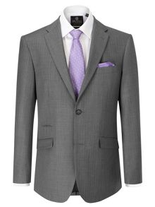 Kristoff Stripe Tailored Fit Suit Jackets