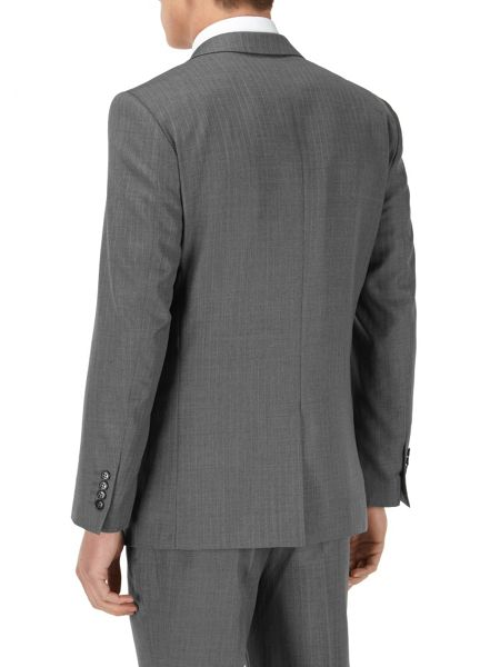 Skopes Kristoff Stripe Tailored Fit Suit Jacket