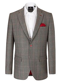 Dwight Formal Button Blazer