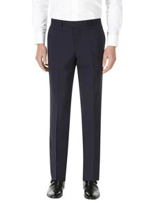 Piero Plain Tailored Fit Suit Trousers