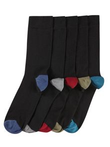 Plain Dress Socks