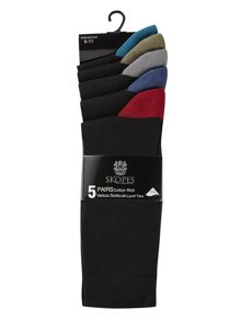 Skopes Plain Dress Socks