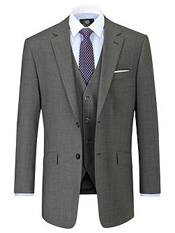 Darwin Wool-Blend Suit Jacket