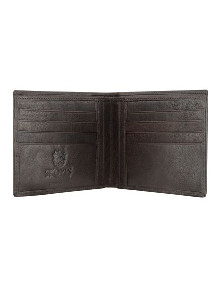 Skopes Brown Classic Wallet