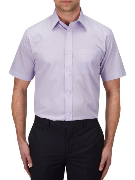 Skopes Easy Care Formal Short Sleeve Shirts