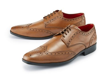 Skopes Brogue Shoes