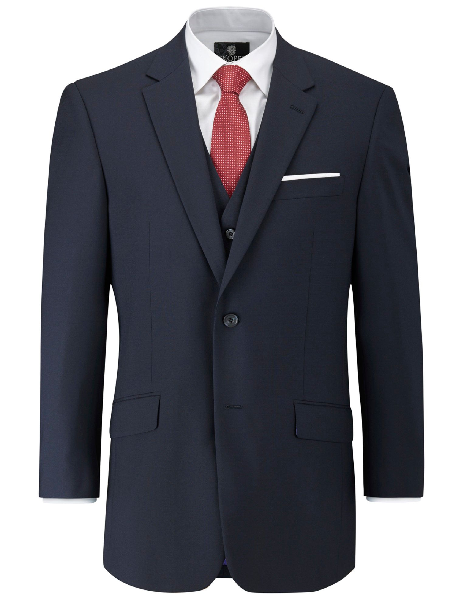 Men's Skopes Halden Suit Jacket, Navy