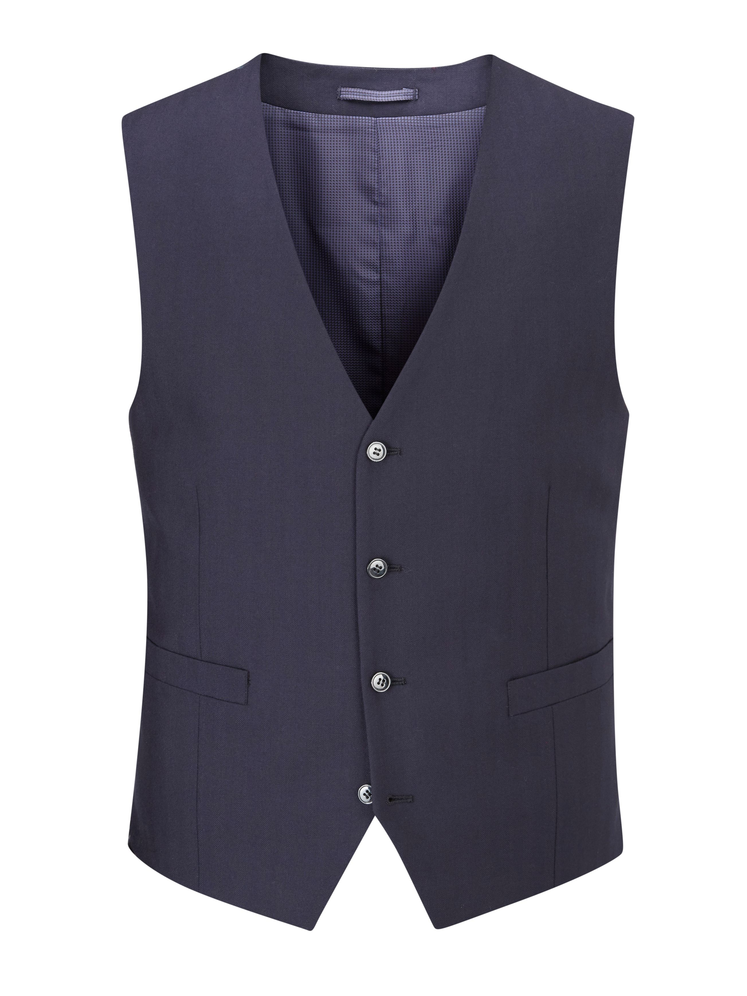 Click to view product details and reviews for Mens Skopes Walton Suit Waistcoat Blue.