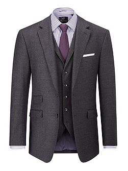 Provence Wool And Cashmere Suit Jacket