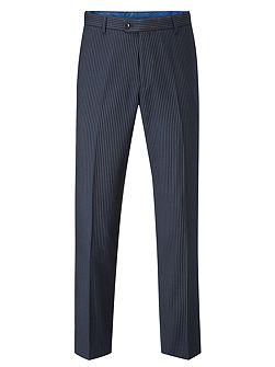 Law Stripe Suit Trouser