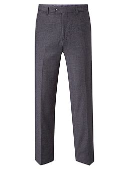 Provence Wool And Cashmere Suit Trouser