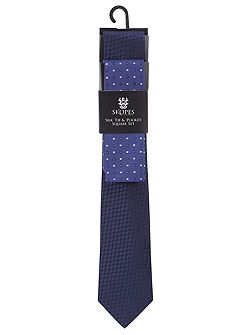 Fancy Silk Tie & Pocket Square