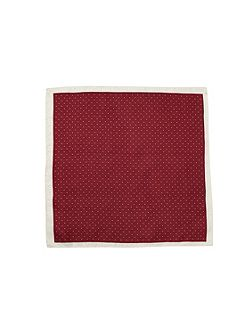 Silk Fancy Pocket Square